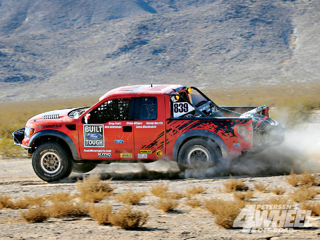 ford raptor lifted. Baja 1000 Ford Raptor